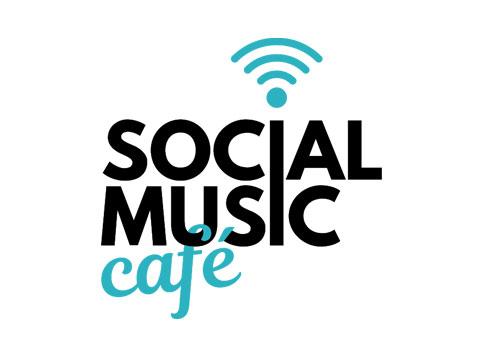 logo social music cafe