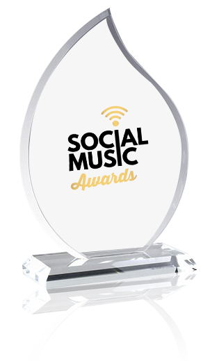 trophée social music awards